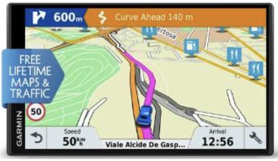 Nawigacja Garmin DriveSmart 61 LMT-S okazja (lokalnie)