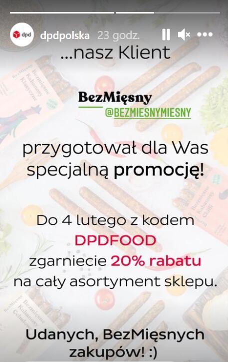 Rabat 20% w sklepie bezmiesnymiesny.pl