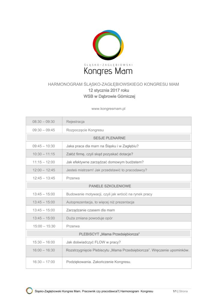 Śląski Kongres Mam - bezpłatne warsztaty, szkolenia i badania