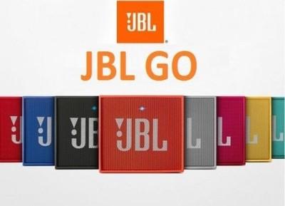 Głośnik przenośny JBL GO- 104,99zł+wysyłka 8,99