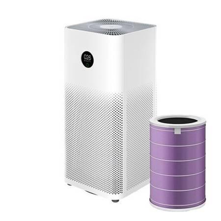 Oczyszczacz powietrza Xiaomi Mi Air Purifier 3H z dodatkowym filtrem.