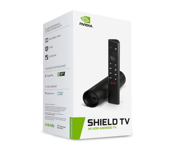 NVIDIA SHIELD TV 2019 w cenie jak na Amazonie, do tego 40 rat zerowych
