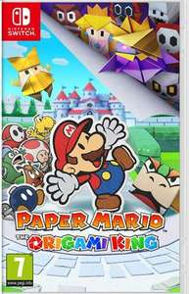Gra Nintendo Switch Paper Mario: Origami King