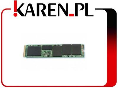 Dysk SSD Intel E 6000p 256GB M.2 PCIe (1570/540 MB/s) za 419zł z dostawą @ Allegro (Karen, Komputronik)