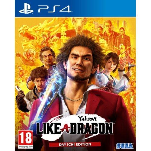 [PS4/PS5 | Xbox One/Series X] Yakuza Like a Dragon (Day Ichi Steelbook Edition) @MediaExpert