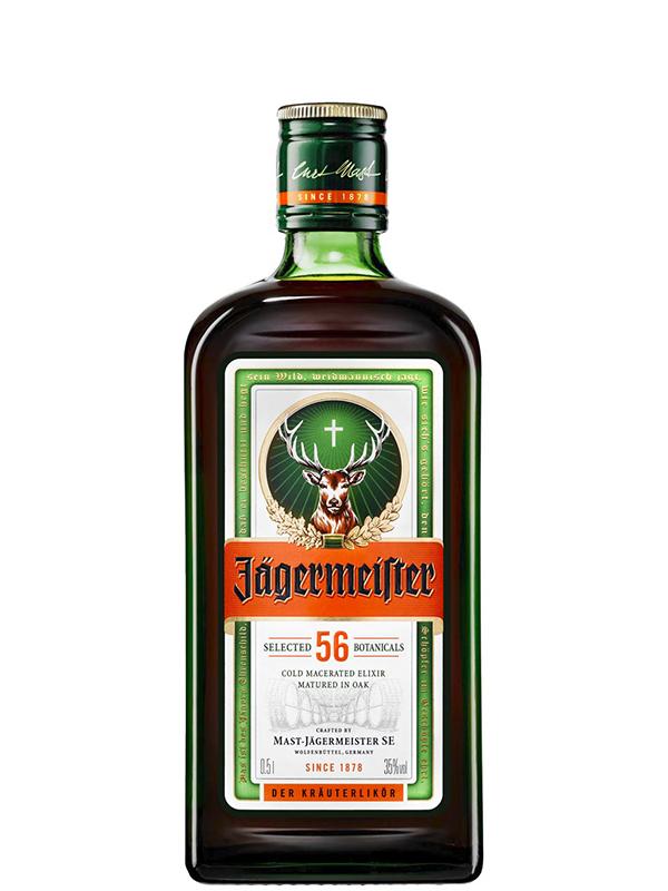 Jägermeister 0.5l - @Carrefour