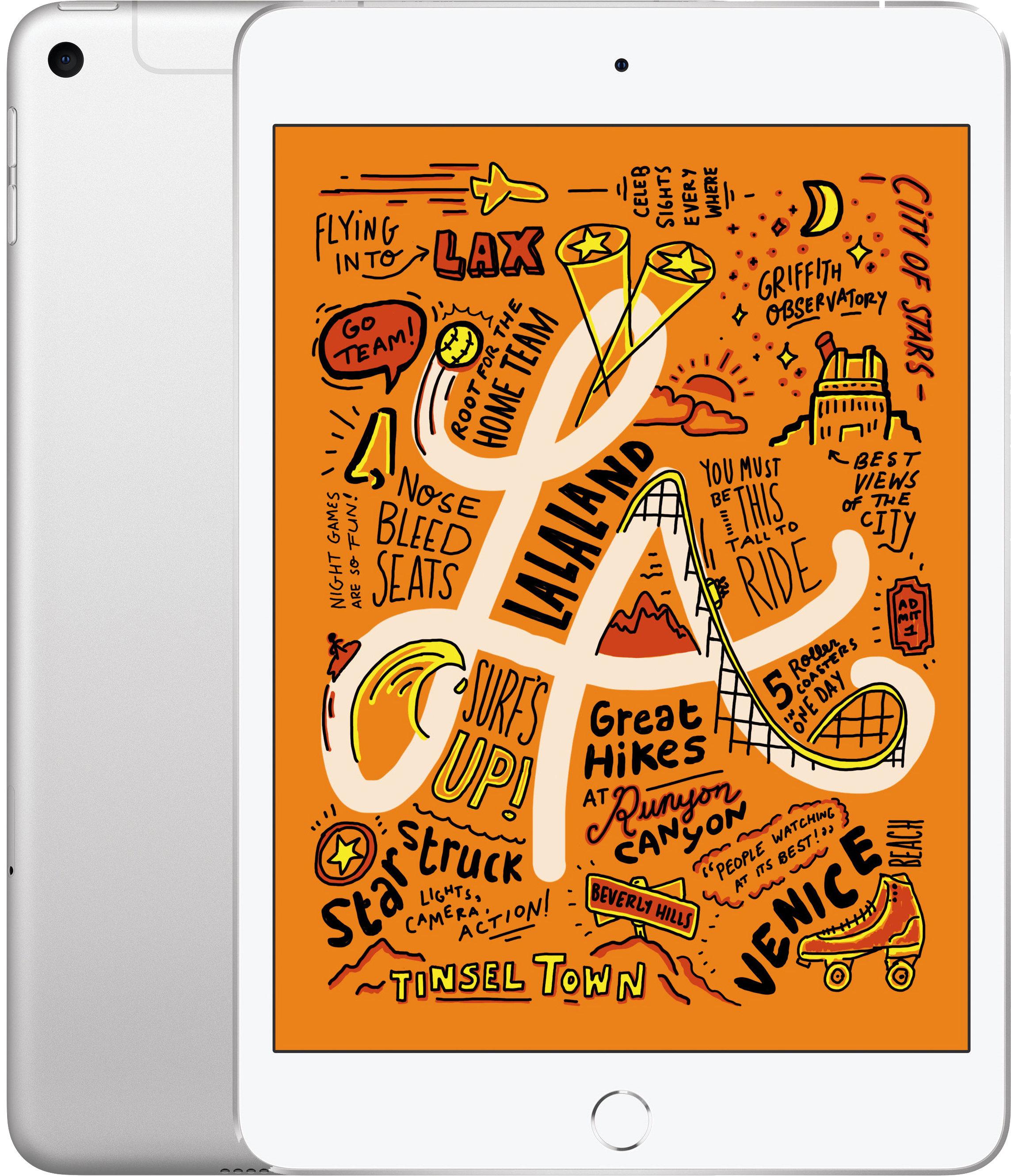 APPLE iPad Mini 5 64GB LTE Srebrny