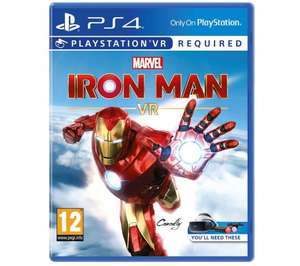 Marvel's Iron Man VR PS4 / PS5