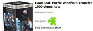 Promocja na puzzle Good Loot