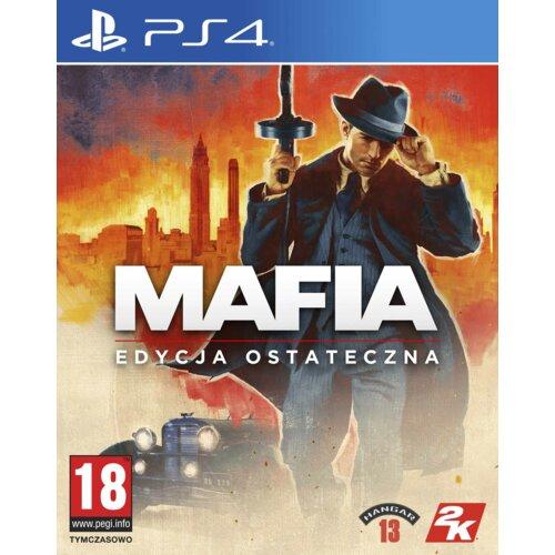 Mafia: Edycja Ostateczna Gra PS4 w avans.pl