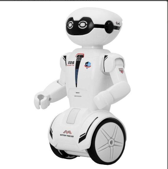 Robot zdalnie sterowany Macrobot Silverlit z pilotem