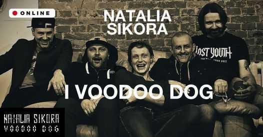Koncert LIVE Natalii Sikory i VooDoo Dog