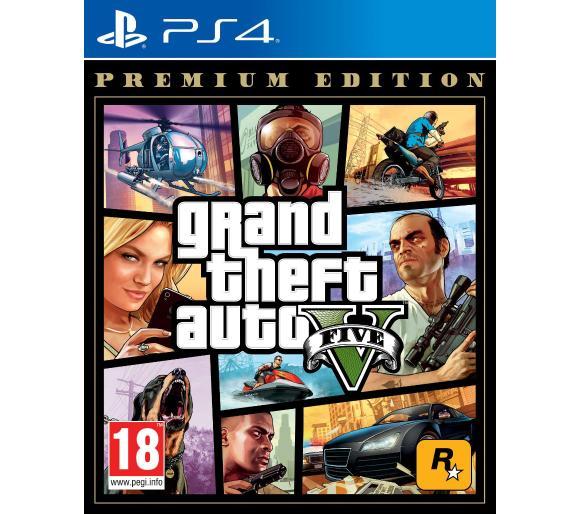 Grand Theft Auto V PS4/PS5