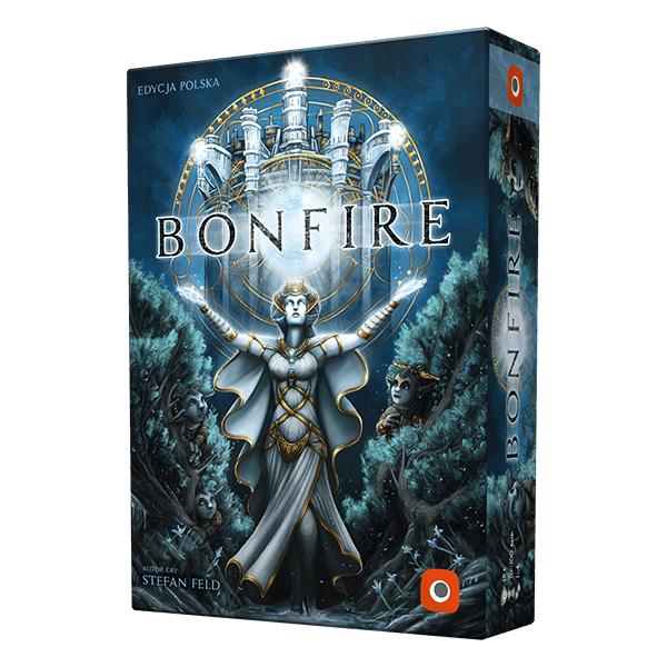 Bonfire gra planszowa