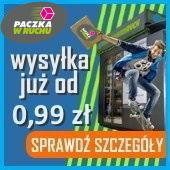 Dadada.pl - wysyłka Paczka w Ruch nadal poniżej 0,99zł