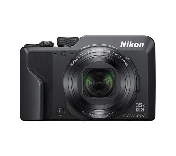 Nikon COOLPIX A1000 - optyczny zoom 35x - 4K, RAW