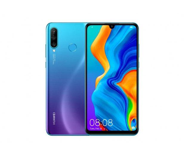 Smartfon Huawei P30 Lite 6/256GB Niebieski
