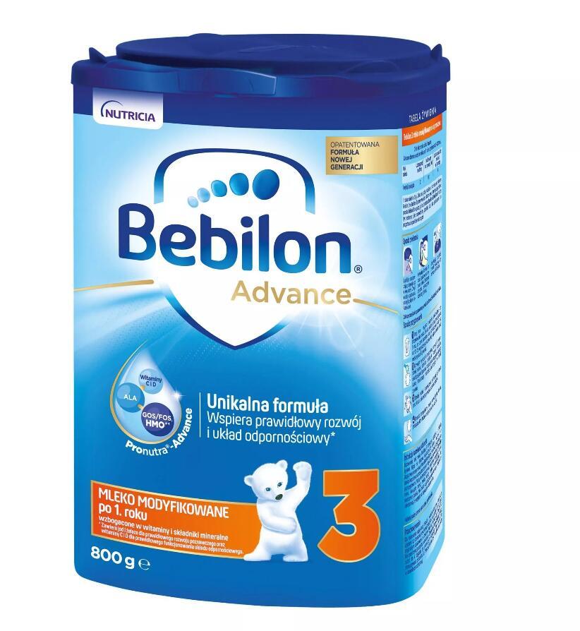 Mleko Bebilon 3 800g