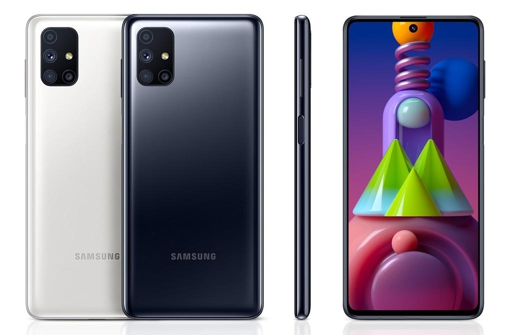 Smartfon Samsung M51