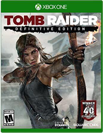 Gry z serii Tomb Raider od 11,99 zł w Microsoft Store (Xbox One, Xbox Series X|S)