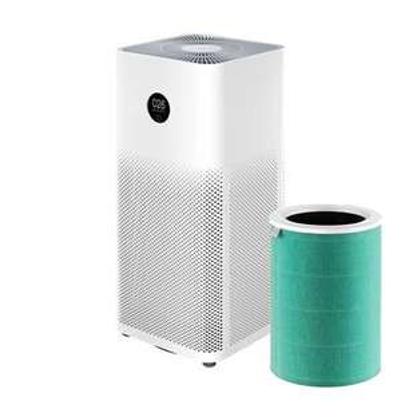 Zestaw Oczyszczacz powietrza Xiaomi Mi Air Purifier 3H + Formaldehyde Filter S1