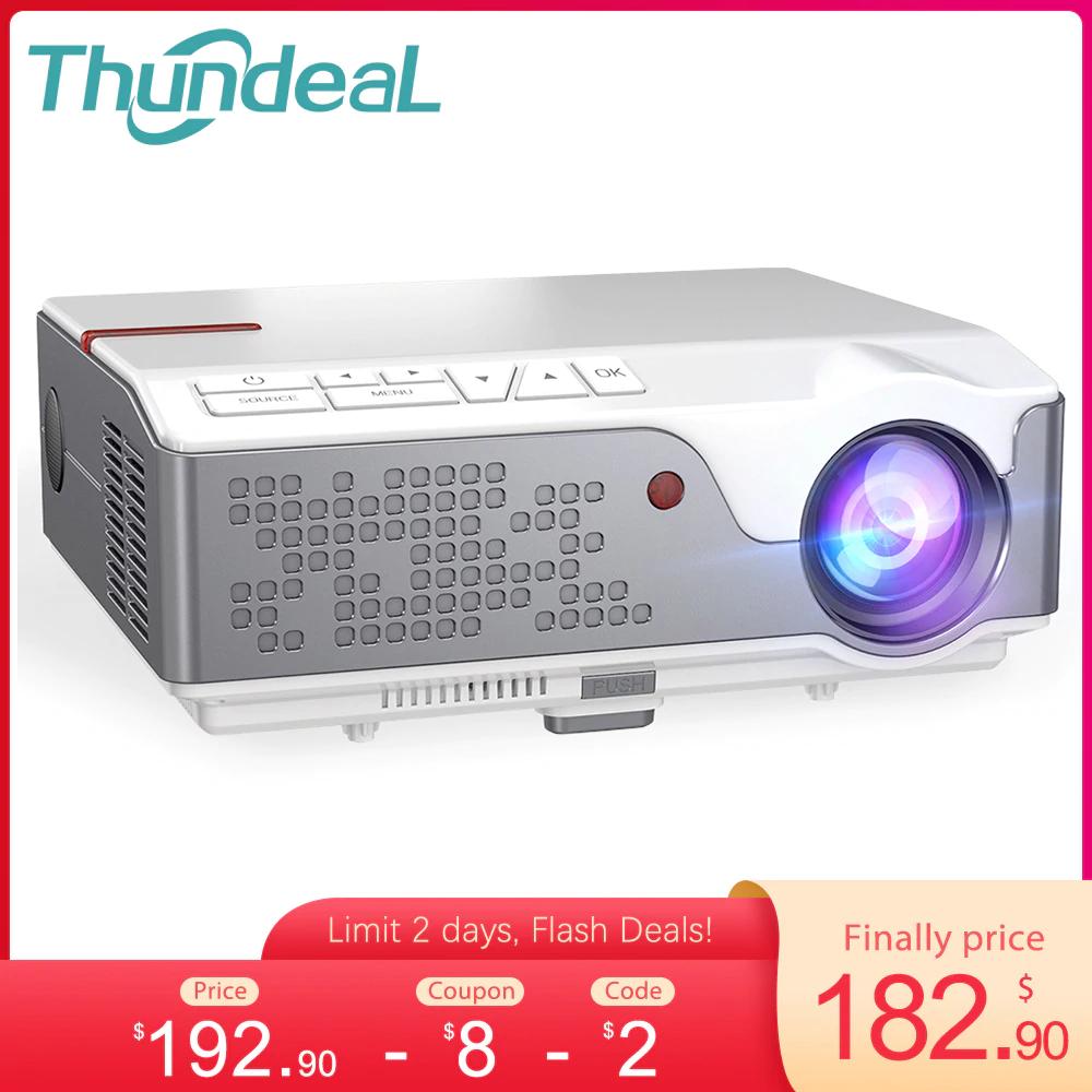 ThundeaL Full HD 1080P projektor TD96