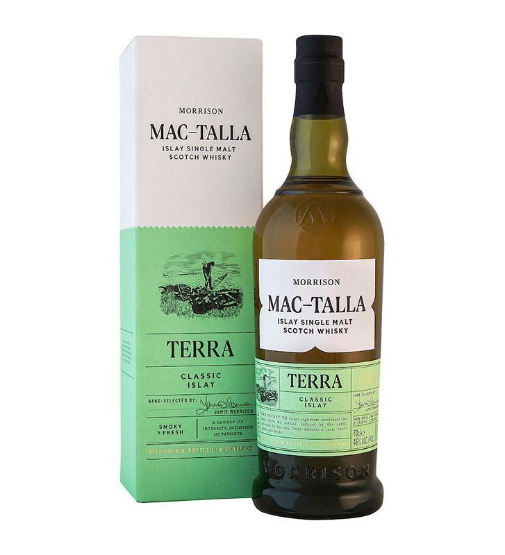 Whisky Single Malt Morrison Mac-Talla Terra Islay