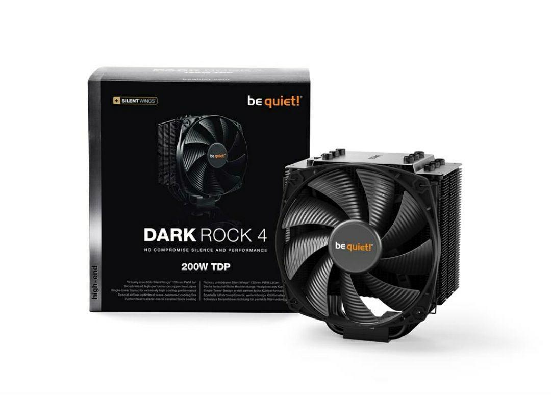 Chłodzenie CPU procesora Be quiet! Dark Rock 4