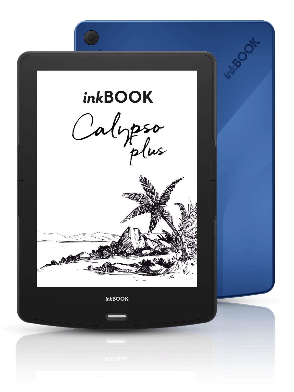 Inkbook Calypso blue + etui w OleOle do 11