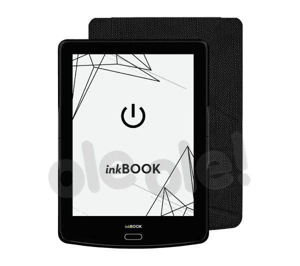 Inkbook w outlecie OleOle, prime HD z etui lub calypso z etui