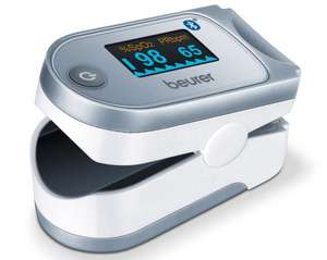 Pulsometr Beurer PO 60 (wskaźnik pulsu i saturacji)