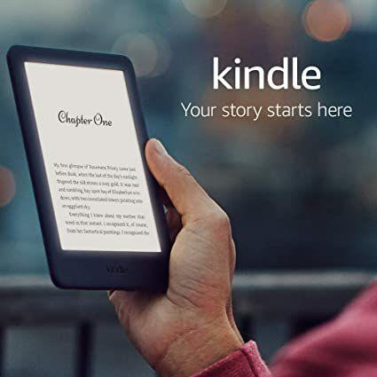 Promocja na czytniki Kindle