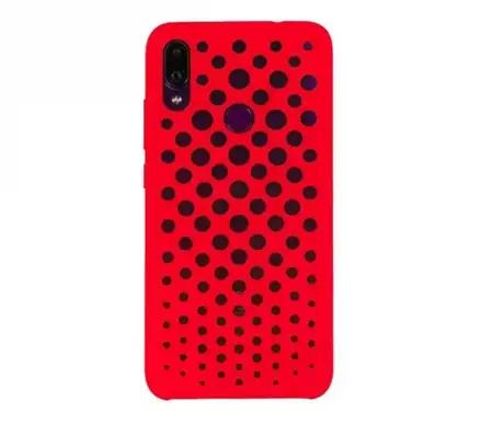 Etui ochronne Xiaomi Redmi Note 7 Art Hard Case Red