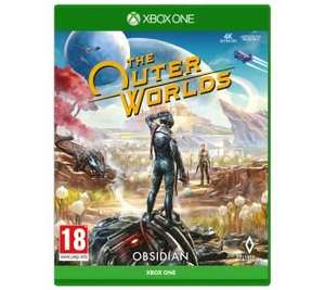 The Outer Worlds Xbox One / Xbox Series X
