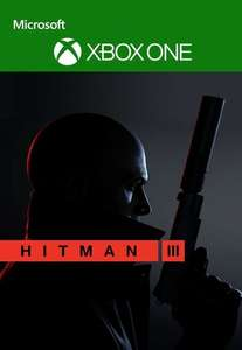 [Xbox One / Xbox Series S|X] Hitman III (Xbox Live Key PL) @Eneba