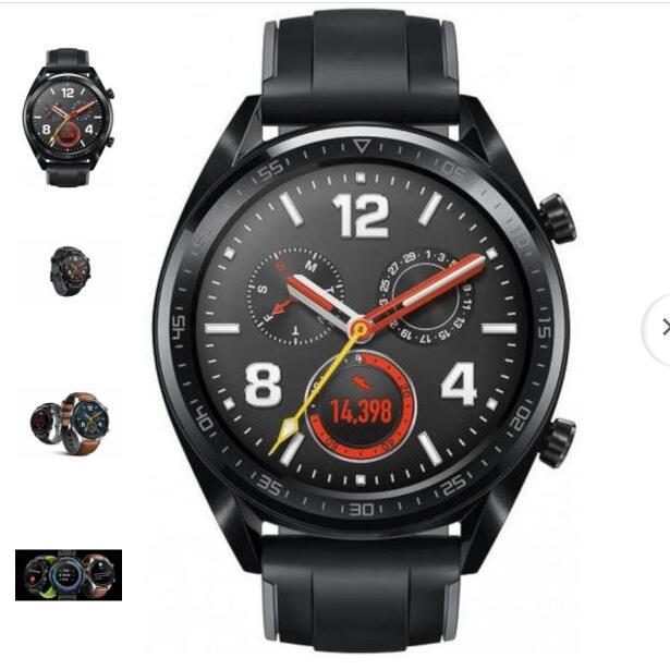 Huawei Watch GT Graphite Black - jupi24.pl