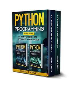 Python Programming: This Book Includes: Python for Beginners - Python for Data Science Kindle Edition