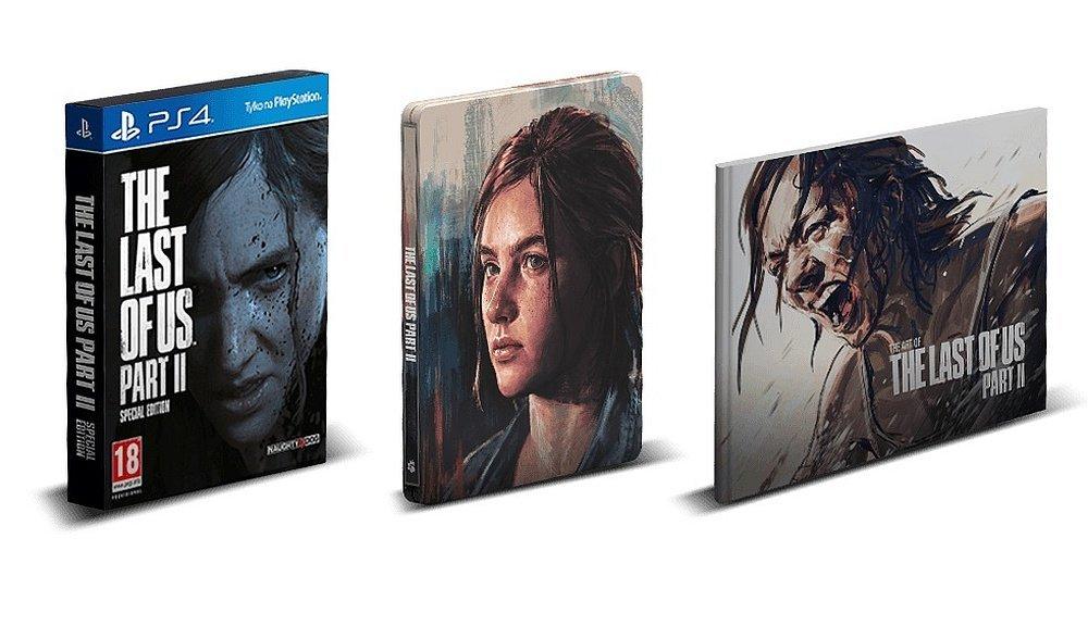 The Last of Us Part II - Edycja Specjalna