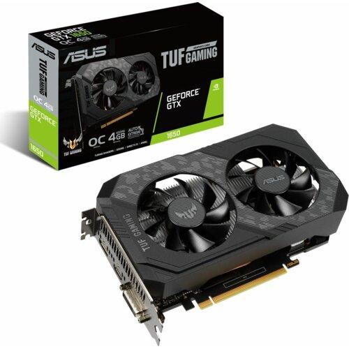 Karta graficzna ASUS Tuf GeForce GTX 1650 Gaming OC 4GB