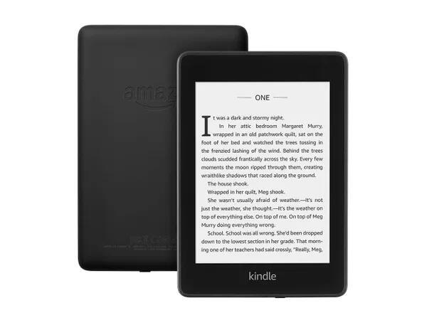 KINDLE Paperwhite 4 8GB Czarny z reklamami - w wybranych sklepach stacjonarnych