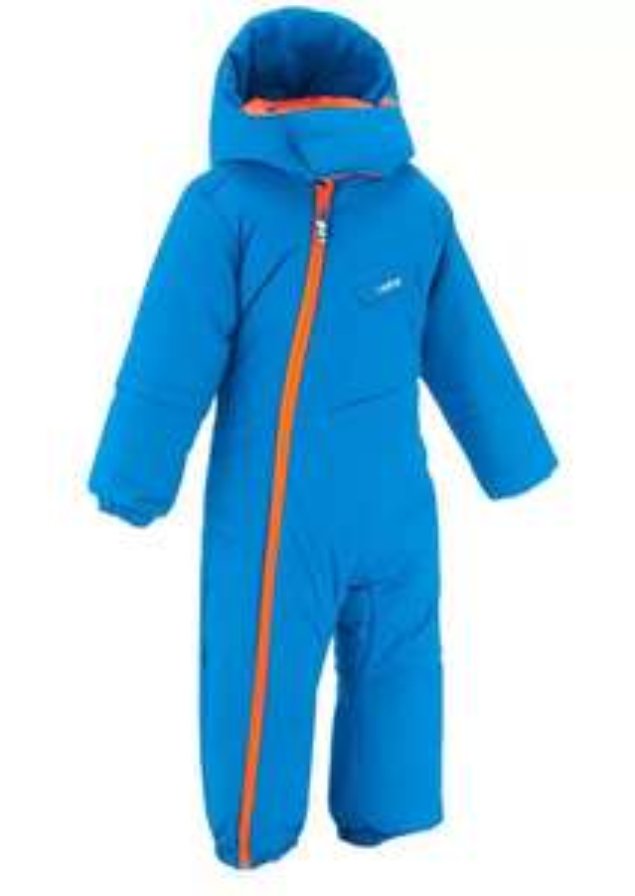 Kombinezon narciarski lub na sanki Warm dla maluchów