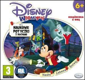 Disney Edukacja: Myszka Miki - Naukowe potyczki z duchami za 14,99zł @ Merlin