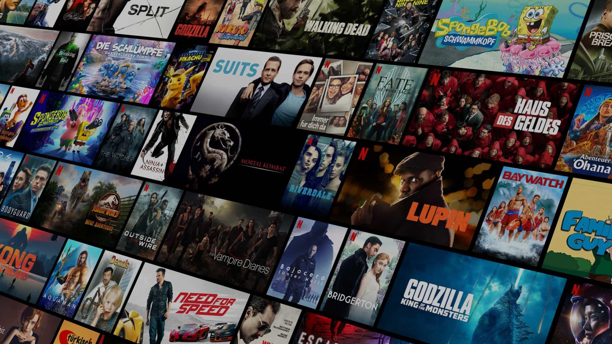 Netflix premium za darmo na 30 dni Czechy