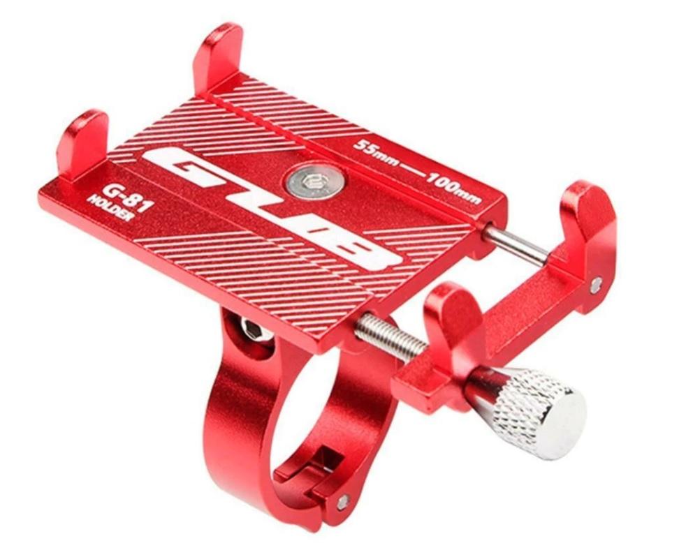 Uchwyt rowerowy na telefon GUB G-81 (4,59$)