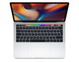 Laptop APPLE MacBook Pro 13.3 i5 2GHz/16GB/512GB SSD/Iris Plus/macOS Srebrny MWP72ZE/A