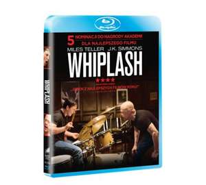 Whiplash i inne [Blu-Ray] za 34,99zł @ Media Markt