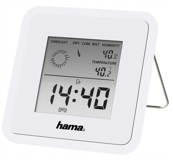 Termometr wewnętrzny HAMA TH50 , odb.osobisty 0zł