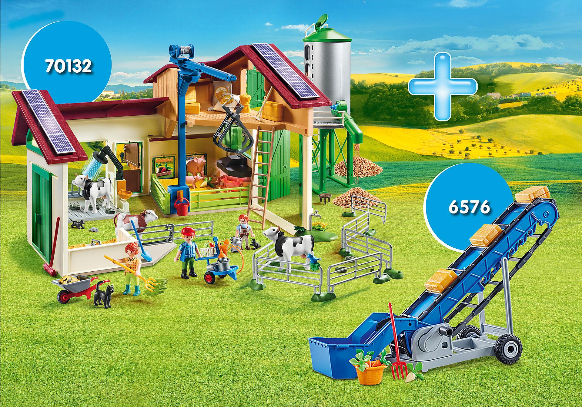 PlayMobil - Pakiet Gospodarstwo rolne