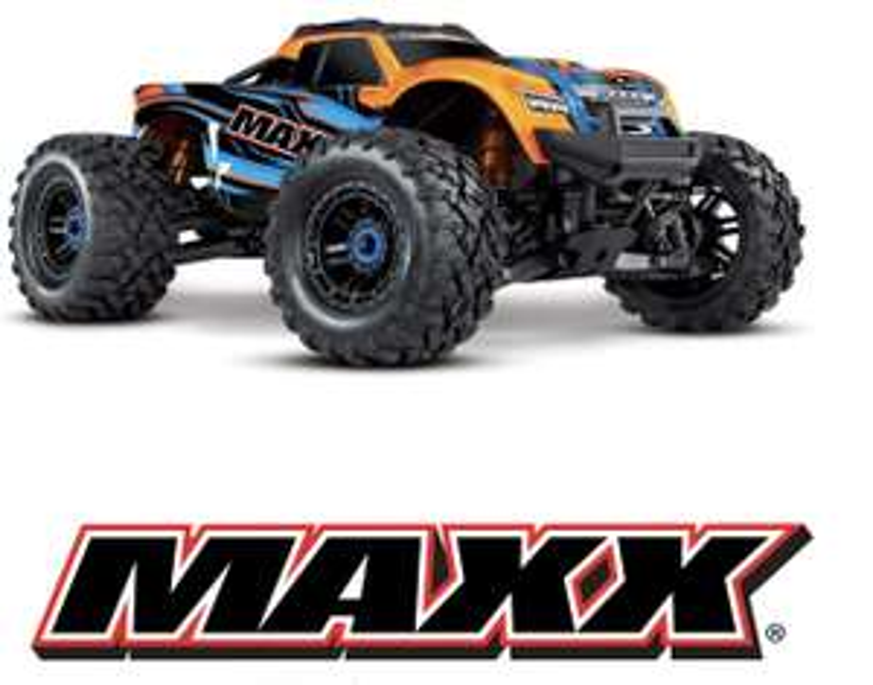 Samochód RC zdalnie sterowany MAXX TRAXXAS