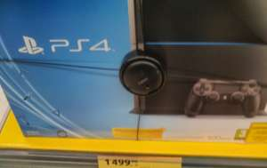 Playstation 4 (500GB) za 1499zł @ Tesco